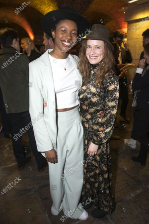 Editorial photo of 'Girl From The North Country' play, After Party, London, UK - 16 Dec 2019