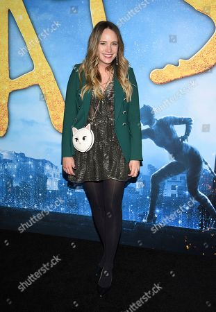 """Editorial picture of World Premiere of """"Cats"""", New York, USA - 16 Dec 2019"""