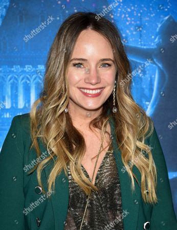 """Stock Image of Grace Atwood attends the world premiere of """"Cats"""" at Alice Tully Hall, in New York"""