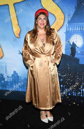 """Editorial image of World Premiere of """"Cats"""", New York, USA - 16 Dec 2019"""