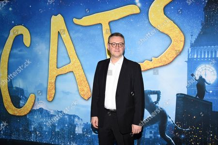 """Lee Hall attends the world premiere of """"Cats"""" at Alice Tully Hall, in New York"""