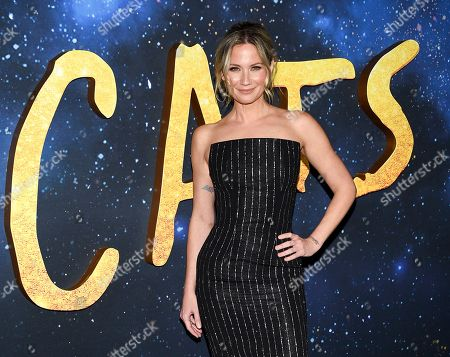 """Jennifer Nettles attends the world premiere of """"Cats"""" at Alice Tully Hall, in New York"""