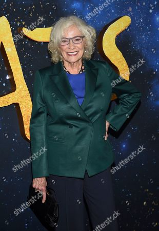 """Betty Buckley attends the world premiere of """"Cats"""" at Alice Tully Hall, in New York"""