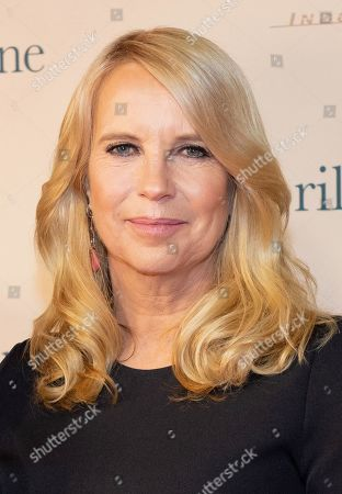 Stock Image of Linda de Mol