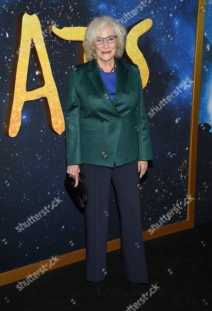 """Stock Picture of Betty Buckley attends the world premiere of """"Cats,"""" at Alice Tully Hall, in New York"""