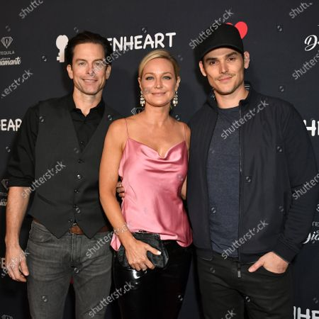 Editorial photo of Benheart Grand Opening, Los Angeles, USA - 17 Dec 2019