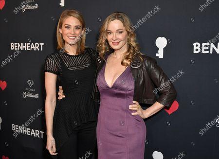 Kim Matula and Jennifer Gareis