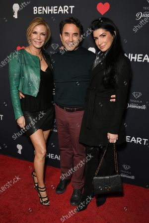 Stock Photo of Katherine Kelly Lang, Dr. Paul Nassif and Brittany Pattakos