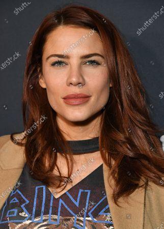 Stock Photo of Courtney Hope