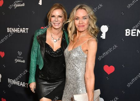 Katherine Kelly Lang and Sharon Case