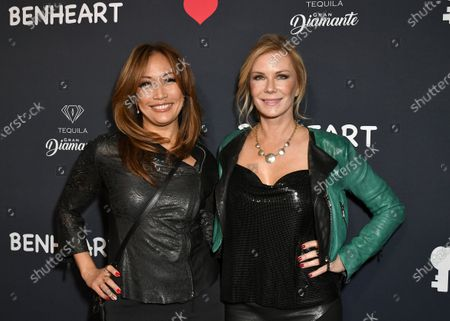 Carrie Ann Inaba and Katherine Kelly Lang