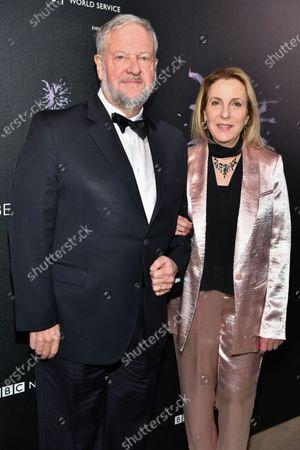 David Rockefeller Jr. and Susan Cohn Rockefeller