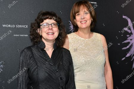 Julie Cohen and Betsy West