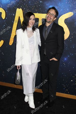 Editorial image of 'Cats' film world premiere, Arrivals, Alice Tully Hall at Lincoln Center, New York, USA - 16 Dec 2019