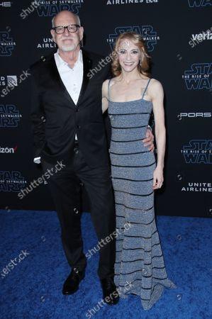 Frank Oz and Victoria Labalme