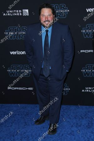 Editorial photo of 'Star Wars: The Rise of Skywalker' film premiere, Arrivals, Los Angeles, USA - 16 Dec 2019