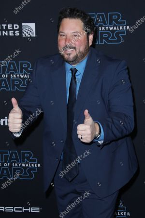 Editorial picture of 'Star Wars: The Rise of Skywalker' film premiere, Arrivals, Los Angeles, USA - 16 Dec 2019