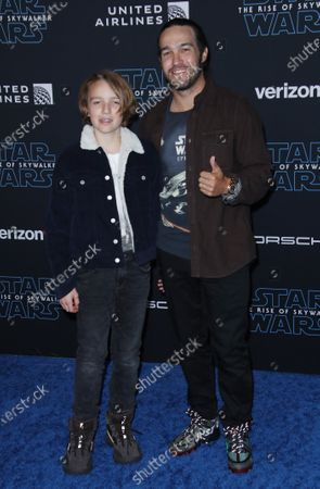 Pete Wentz and son Bronx Wentz