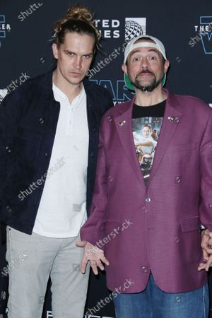 Stock Photo of Jason Mewes and Kevin Smith