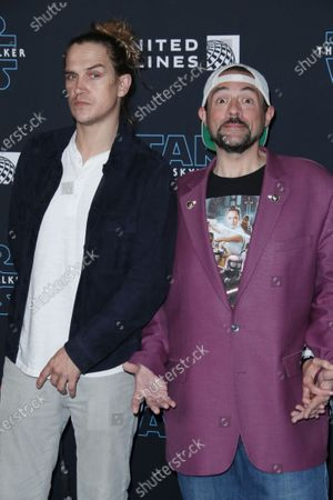 Editorial image of 'Star Wars: The Rise of Skywalker' film premiere, Arrivals, Los Angeles, USA - 16 Dec 2019