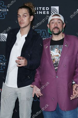 Jason Mewes and Kevin Smith
