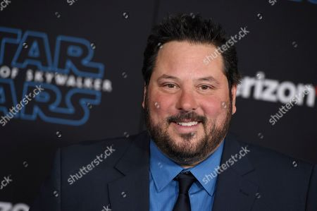 "Greg Grunberg arrives at the world premiere of ""Star Wars: The Rise of Skywalker"", in Los Angeles"
