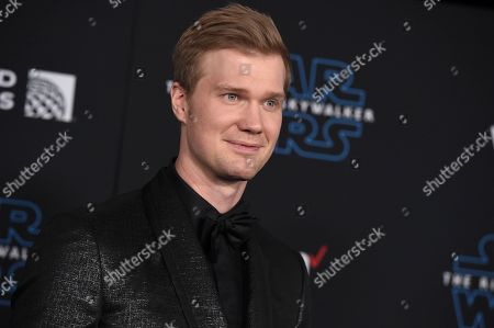 """Joonas Suotamo arrives at the world premiere of """"Star Wars: The Rise of Skywalker"""", in Los Angeles"""