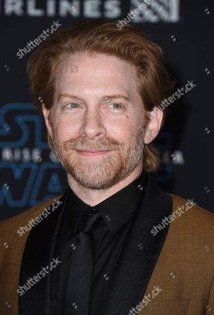 """Seth Green arrives at the world premiere of """"Star Wars: The Rise of Skywalker"""", in Los Angeles"""
