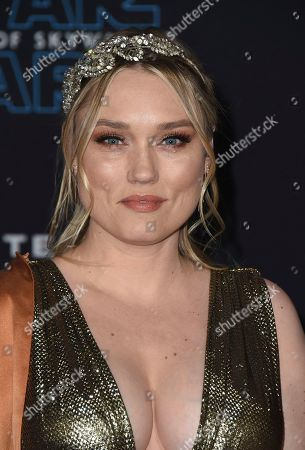 """Editorial image of World Premiere of """"Star Wars: The Rise of Skywalker"""" - Arrivals, Los Angeles, USA - 16 Dec 2019"""
