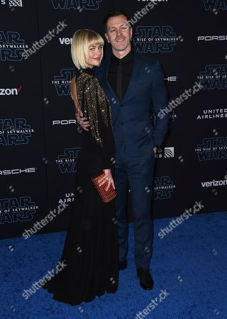 """Editorial picture of World Premiere of """"Star Wars: The Rise of Skywalker"""" - Arrivals, Los Angeles, USA - 16 Dec 2019"""