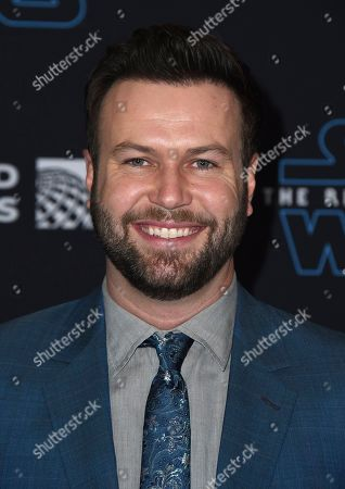 "Taran Killam arrives at the world premiere of ""Star Wars: The Rise of Skywalker"", in Los Angeles"