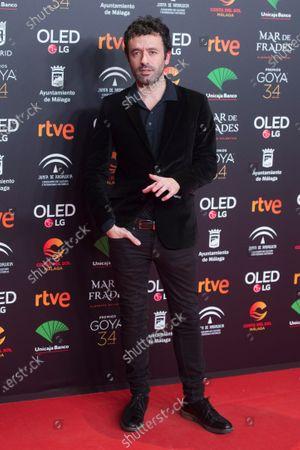 Editorial photo of Goya Award, Arrivals, Florida Retiro, Madrid, Spain - 16 Dec 2019
