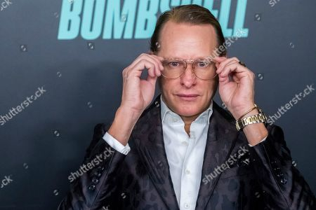 """Stock Image of Carson Kressley attends a screening of """"Bombshell"""" at Jazz at Lincoln Center's Frederick P. Rose Hall, in New York"""