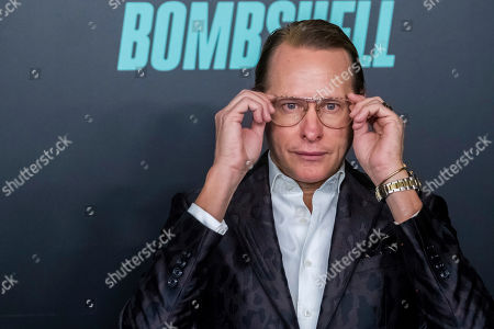 """Carson Kressley attends a screening of """"Bombshell"""" at Jazz at Lincoln Center's Frederick P. Rose Hall, in New York"""
