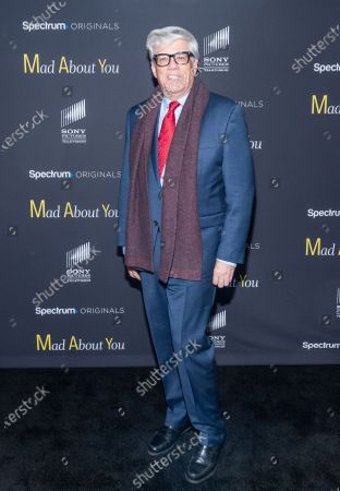 Editorial photo of 'Mad About You' TV show launch, Arrivals, New York, USA - 16 Dec 2019