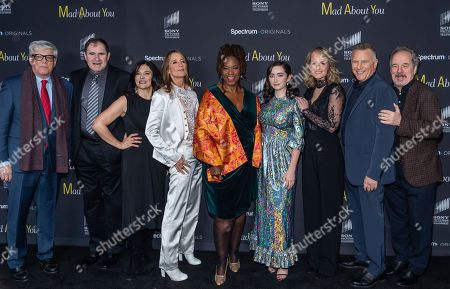 Peter Tolan, Richard Kind, Antoinette LaVecchia, Anne Ramsey, Kecia Lewis, Abby Quinn, Helen Hunt, Paul Reiser and John Pankow