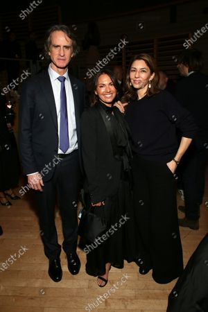 Jay Roach, Susanna Hoffs, and Sofia Coppola
