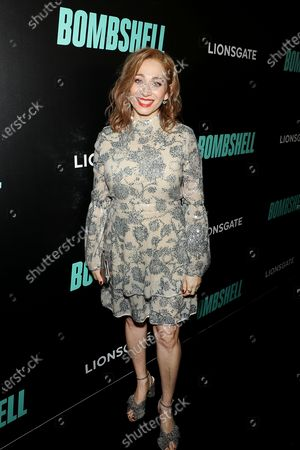 "Editorial picture of New York Special Screening of LIONSGATE'S ""BOMBSHELL"" at the Frederick P. Rose Theater in NYC, USA - 16 Dec 2019"