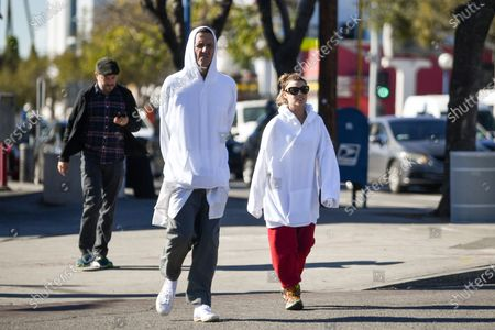 Editorial image of Die Antwoord Out And About, Los Angeles, USA - 16 Dec 2019