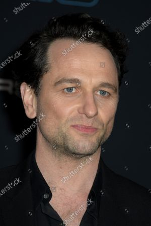 Matthew Rhys arrives at the premiere of Star Wars: The Rise of Skywalker at the El Capitan Theater in Hollywood, California, USA, 16 December 2019.