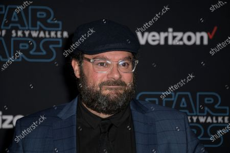Bobby Moynihan arrives at the premiere of Star Wars: The Rise of Skywalker at the El Capitan Theater in Hollywood, California, USA, 16 December 2019.