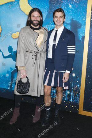 Jonathan Van Ness and Antoni Porowski