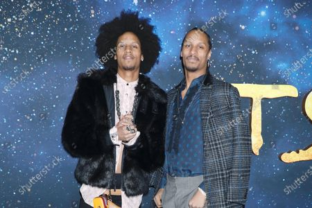 Larry Nicolas Bourgeois and Laurent Bourgeois, Les Twins