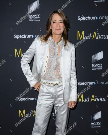 "Stock Photo of Anne Ramsay attends the premiere of Spectrum Originals' ""Mad About You,"" at the Rainbow Room, in New York"