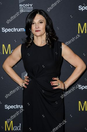 """Editorial image of NY Premiere of Spectrum Originals' """"Mad About You"""", New York, USA - 16 Dec 2019"""