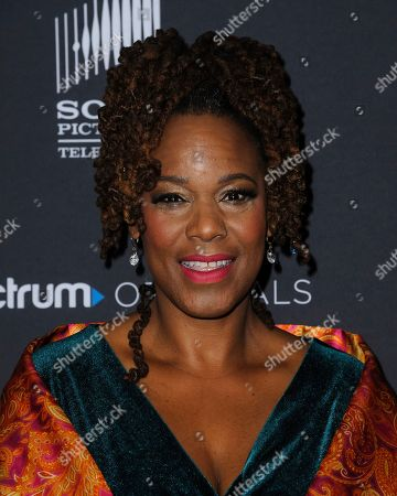 """Editorial photo of NY Premiere of Spectrum Originals' """"Mad About You"""", New York, USA - 16 Dec 2019"""
