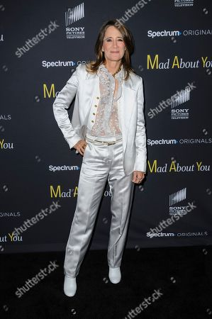 "Anne Ramsay attends the premiere of Spectrum Originals' ""Mad About You"" at the Rainbow Room, in New York"