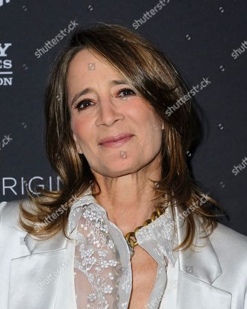 "Stock Image of Anne Ramsay attends the premiere of Spectrum Originals' ""Mad About You"" at the Rainbow Room, in New York"