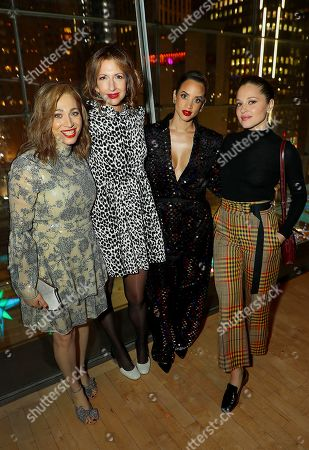 """Editorial picture of New York Special Screening of LIONSGATE'S """"BOMBSHELL"""" at the Frederick P. Rose Theater in NYC - After Party, New York, USA - 16 Dec 2019"""