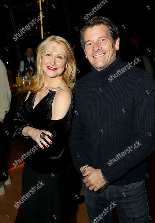 Patricia Clarkson, Mark Ricker (Production Designer)